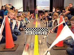 2020 Golden Eagle District Pinewood Derby Race @ St Thomas the Apostle Catholic Church