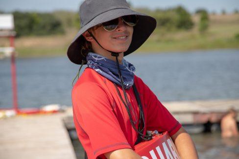 BSA Lifeguard/Scout